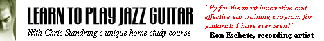 The complete home study jazz guitar course
